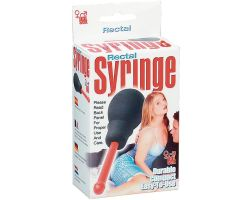 Seven Creations Rectal Syringe Anal Temizleme Pompası