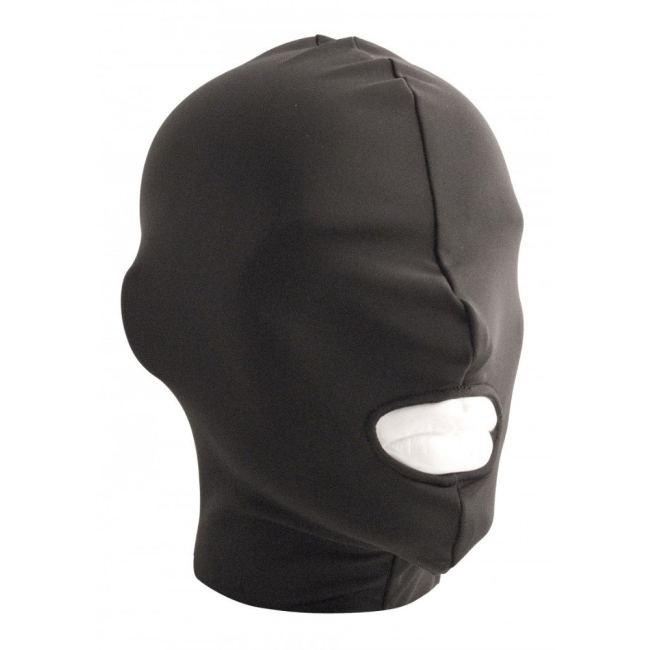 Ağız Kısmı Açık Fetiş Maske