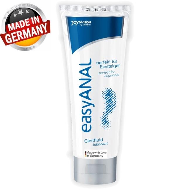 Aqua Glide easyANAL 80 Ml Kayganlaştırıcı Jel Made İn Germany