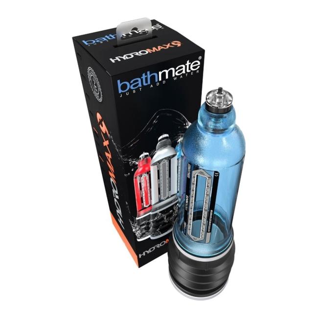 Bathmate Hydromax 9 Penis Pompası 2020 Üretimi Yeni Nesil Made İn İngiltere