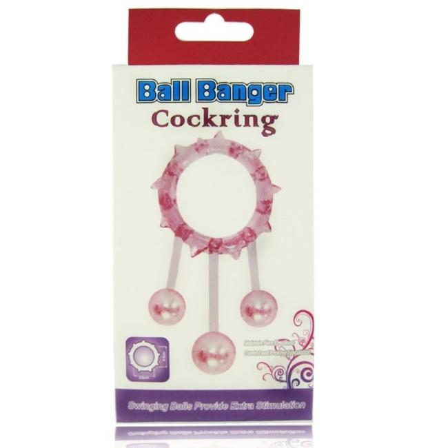 Ball Banger Cockring 3 Toplu Penis Halkası