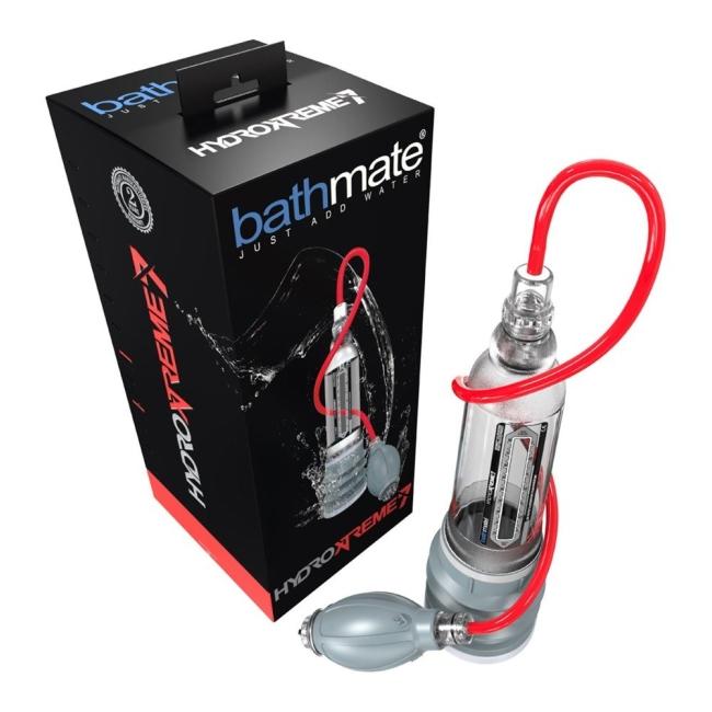 Bathmate Hydroxtreme 7 Penis Pompası 2021 Yeni Seri Orjinal İngiltere Üretimi