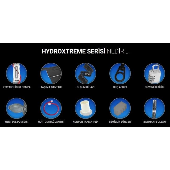 Bathmate Hydroxtreme 9 Penis Pompası 2021 Yeni Seri Orjinal İngiltere Üretimi
