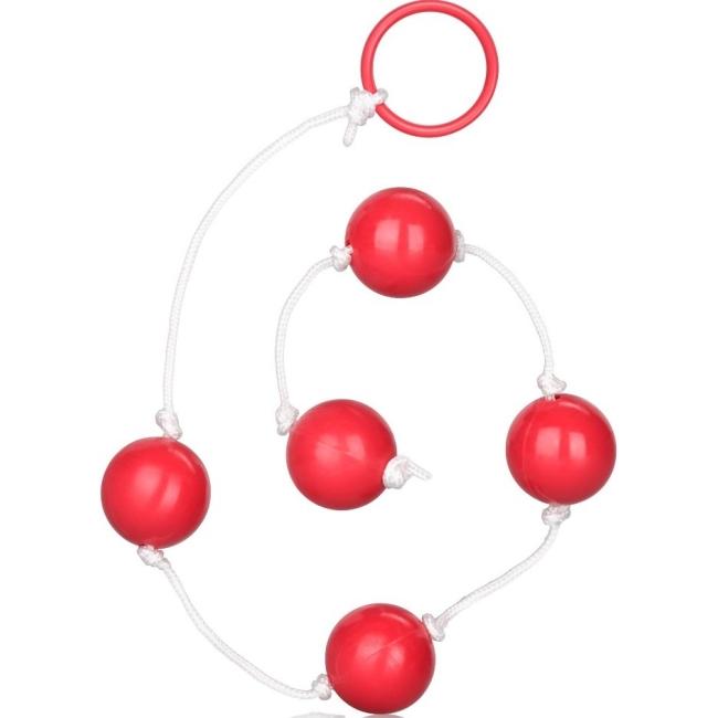 CaleExotics Large Anal Beads Anal Zevk Topları