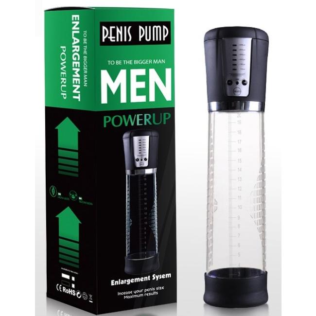 Cnw Usb Şarjlı Otomatik Çekim Yapan Penis Pompası