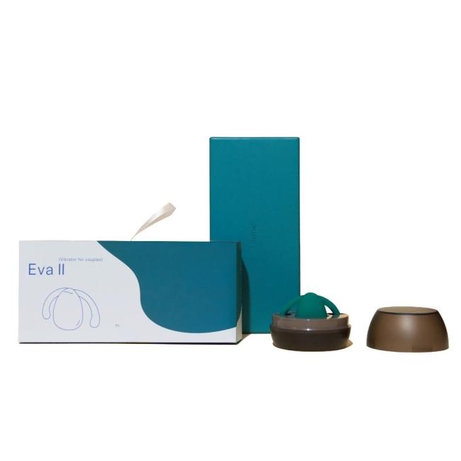 Dame Products Eva II Hands Free Eller Serbest Mini Vibratör