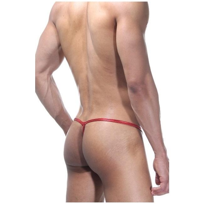Erkek Sarı-Kırmızı Amiğo String