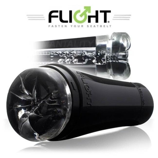 Fleshlight Flight Pilot İçi Tırtıklı Süper Mastürbatör