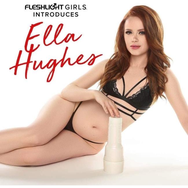 Fleshlight Girls Ella Hughes Candy Masturbator