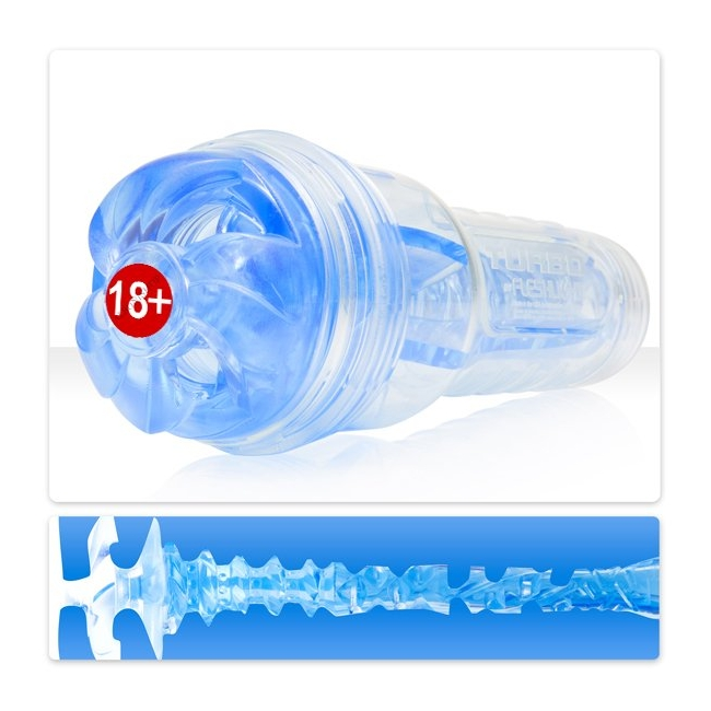 Fleshlight Turbo Blue Ice Thrust Oral Seks Deneyimi