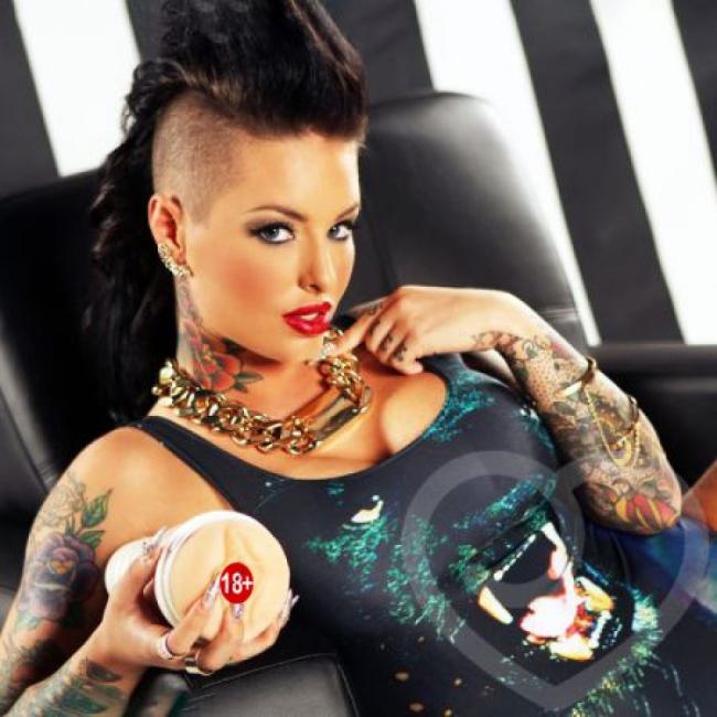 Fleshlight Girls Christy Mack Attack İç Doku Masturbator