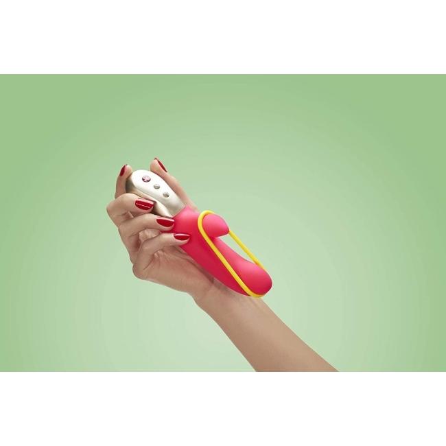 Fun Factory Amorıno 6 Modlu Titreşimli Mini Vibratör Made İn Germany