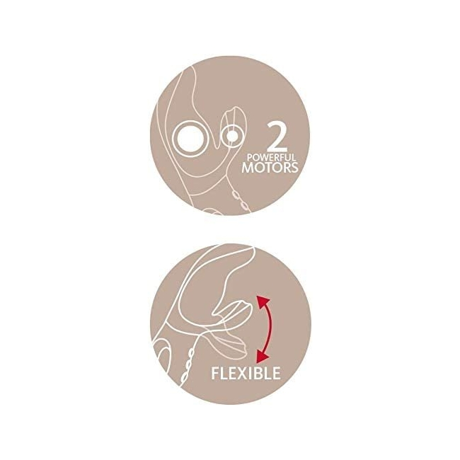 Fun Factory Miss Bi G Spot ve Klitoris Uyarıcı Rabbit Vibratör Made İn Germany