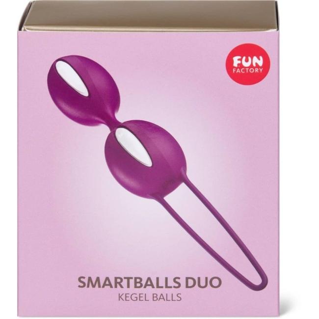 Fun Factory Smartballs Duo Kegel Egzersiz Topları Made İn Germany