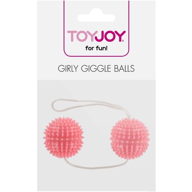 Girly Giggle Love Balls Yumuşak 2 Li Anal ve Vajinal Toplar