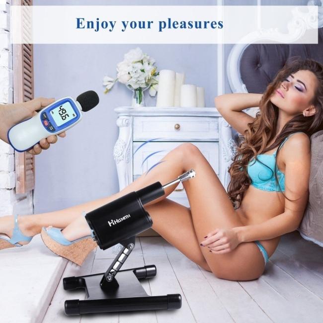 Hismith Yeni Başlayanlara Özel Kablolu Kumandalı Süper Güçlü Sex Makinesi