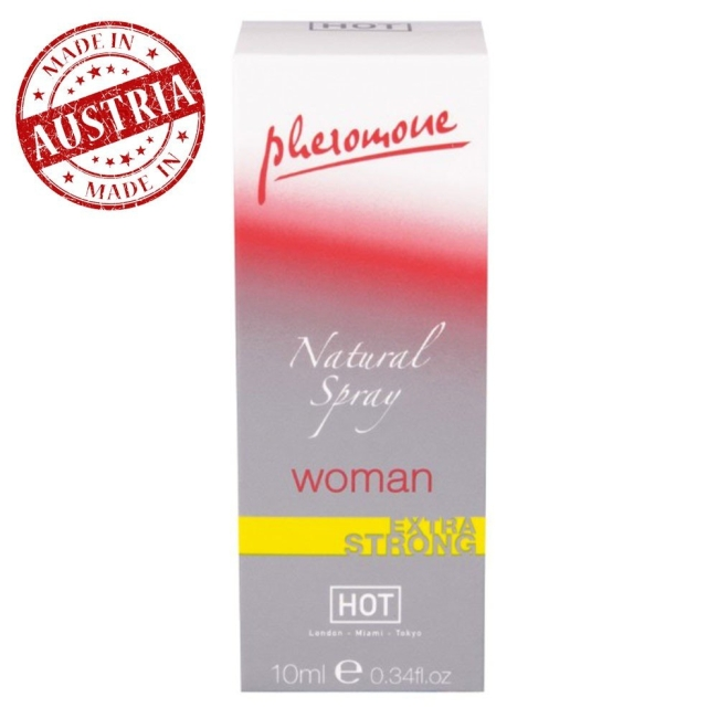 Hot Natural Woman Parfüm Extra Strong