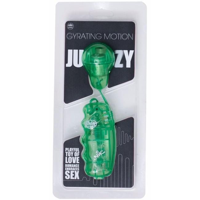Juzy GyratinG Green Titreşim Aleti