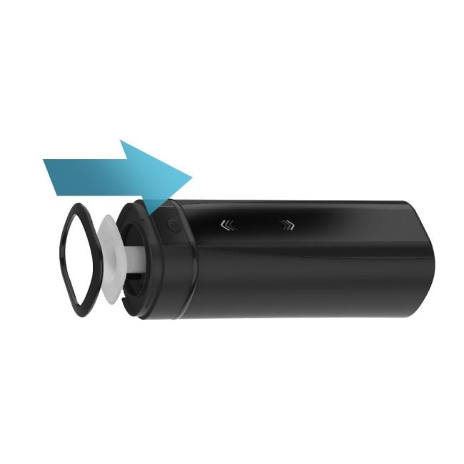 Kiiroo Onyx+ İnteraktiv Uygulamalı Lüks Akıllı Otomatik Mastürbatör