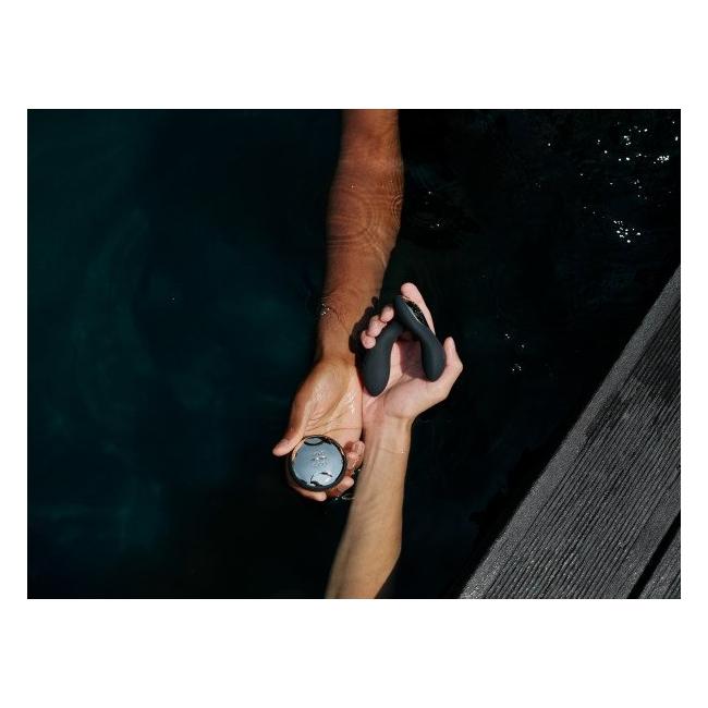 Lelo Hugo Black Prostat Uyarıcı Kumandalı Ultra Lüks Vibratör