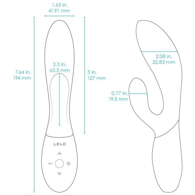 Lelo Ina Wave G Spot ve Klitoris Vibratör
