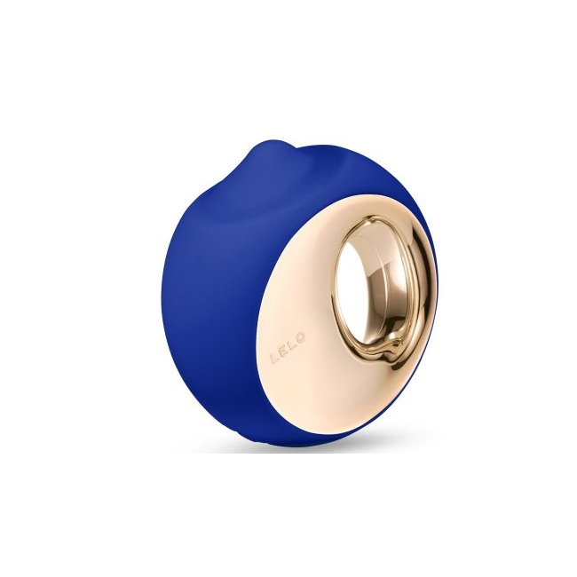 Lelo Ora 3 Midnight Blue Teknolojik Oral Zevk Vibratörü
