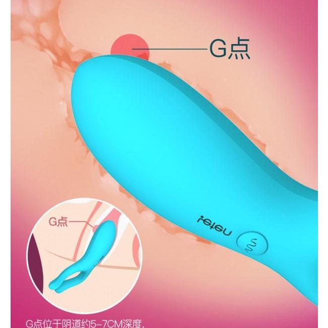 Leten Mini Vibratör&Penis Halkası ve Göğüs Masaj Aleti
