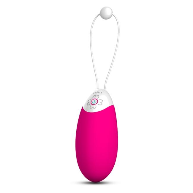 Leten Coco Akıllı Telefon Uyumlu Şarjlı Titreşimli Vibratör