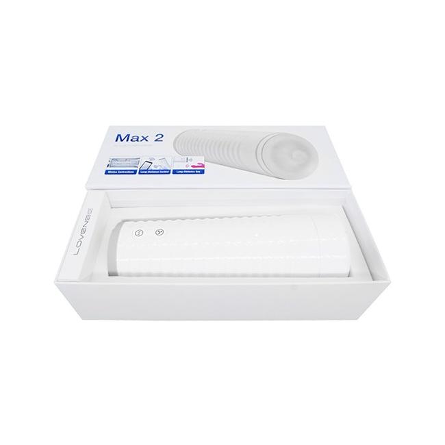 Lovense - Max 2 Telefon Uyumlu Lüks Mastürbatör