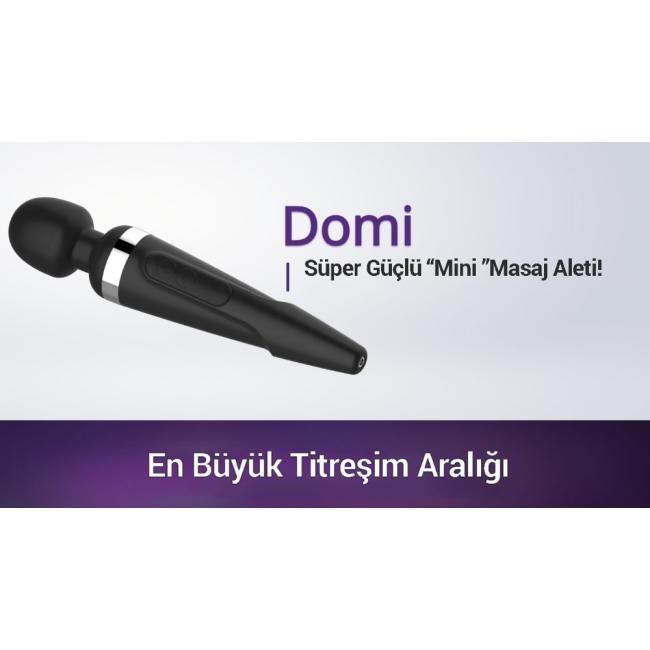 Lovense Domi Akıllı Telefon Uyumlu Masaj Aleti Vibratör