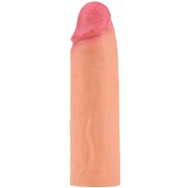 Lovetoy Nature-Extender Serisi Ultra Esnek Özel Silikonlu Penis Kılıfı