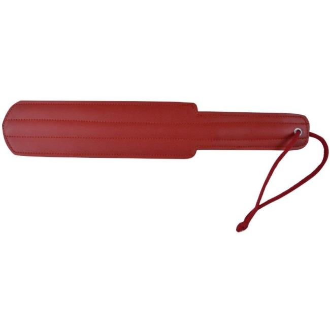 Lüks Siyah-Kırmızı Kalpli Şaplak
