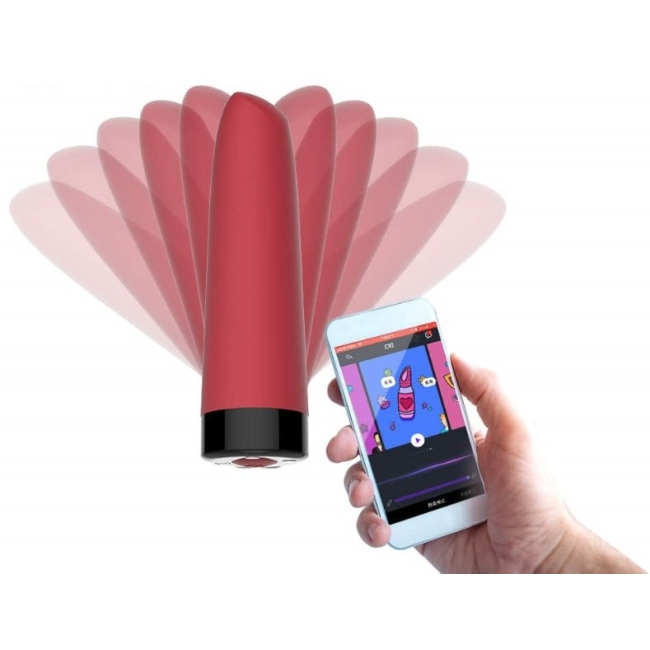 Magic Awaken Telefon Kontrol Mini Vibratör