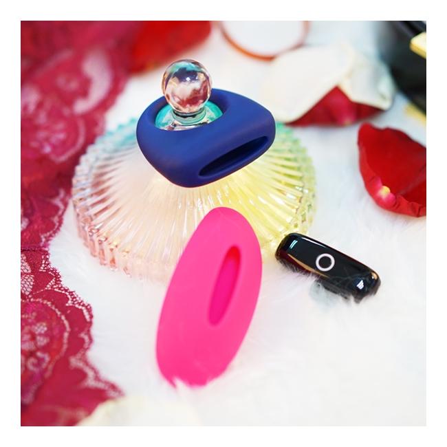 Magic Motion Candy&Dante Akıllı Telefondan Kontrol Edilebilen Penis Halkası Giyilebilen Vibratör