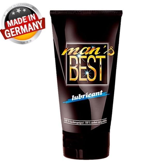Man Best 150 Ml Ultra Kayganlaştırıcı Jel Made İn Germany
