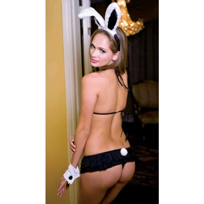 Merry See Fantazi Tavşan Hizmetçi Kostümü