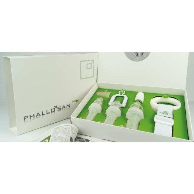 Phallosan Forte Medikal Cihaz 2018 Yeni Seri +4 Başlık