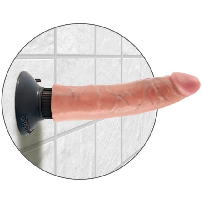 Pipedream King Cock 18 Cm Titreşimli Realistik Vibratör