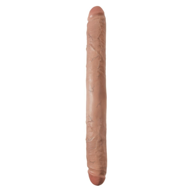 Pipedream King Cock 40 Cm Çift Taraflı Melez Penis- Made in USA