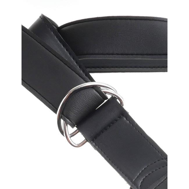 Pipedream Strap On Harness 9 Inch 23 Cm Belden Bağlamalı Realistik Penis