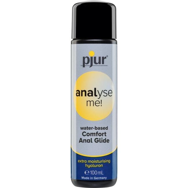 Pjur Analyse Me! Comfort Anal Glide 100 Ml Kayganlaştırıcı Jel