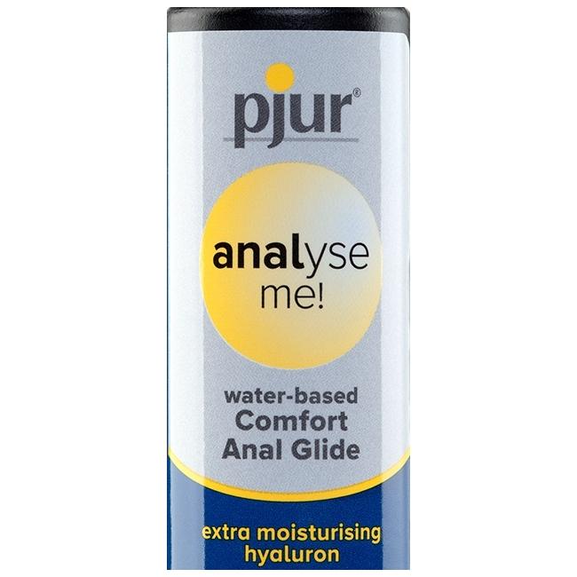 Pjur Analyse Me! Comfort Anal Glide 2 Ml Kayganlaştırıcı Jel (Tek Kullanımlık)