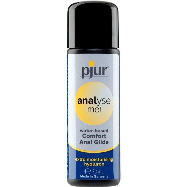 Pjur Analyse Me! Comfort Anal Glide 30 Ml Kayganlaştırıcı Jel
