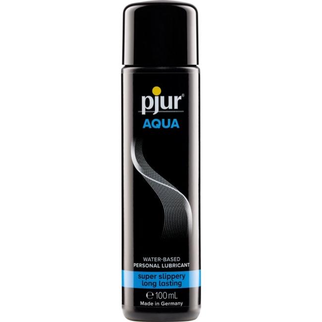 Pjur Aqua 100 Ml Uzun Süren Etki Kayganlaştırıcı Jel