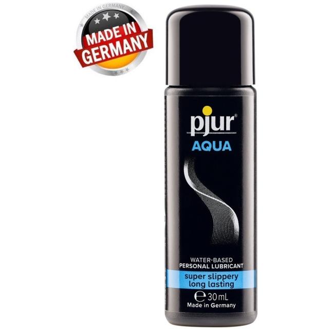 Pjur Aqua 30 Ml Uzun Süren Etki Kayganlaştırıcı Jel