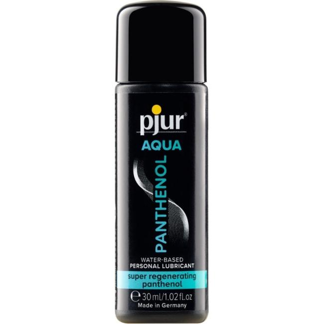Pjur AQUA Panthenol 30 Ml Kayganlaştırıcı Jel
