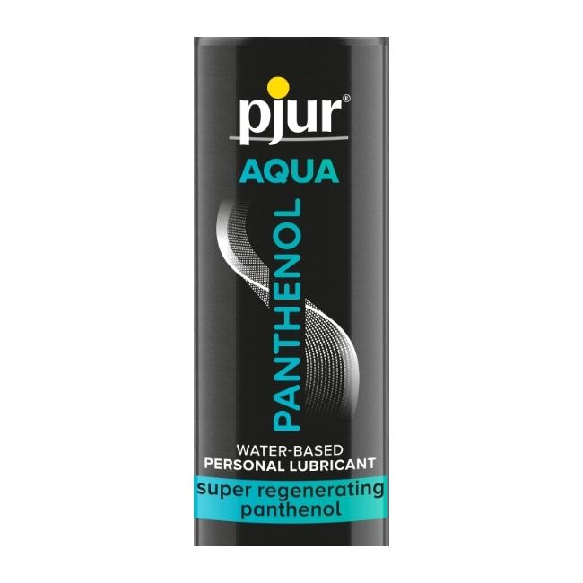 Pjur AQUA Panthenol Kayganlaştırıcı Jel 2 Ml ( Tek Kullanımlık )