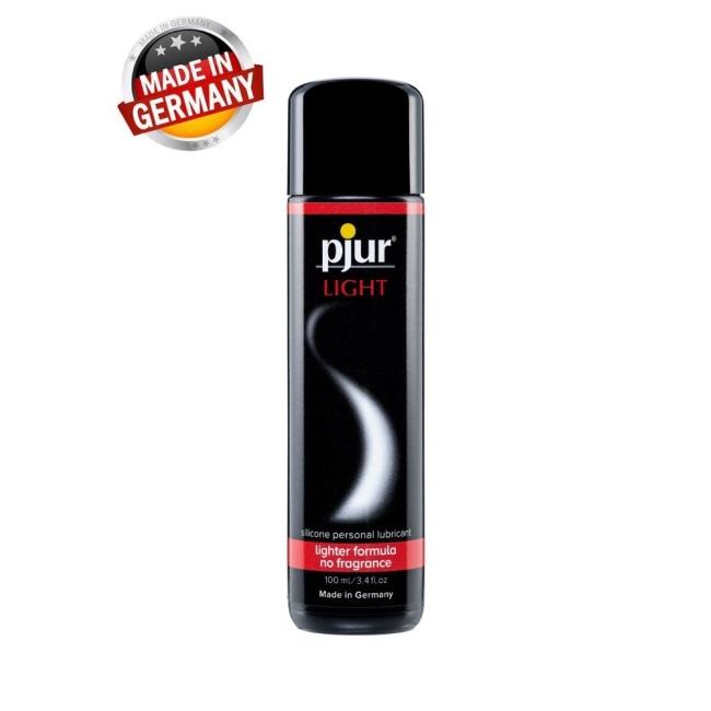 Pjur Light Silikon Bazlı 100 ml Yüksek Kaliteli Kayganlaştırıcı Jel