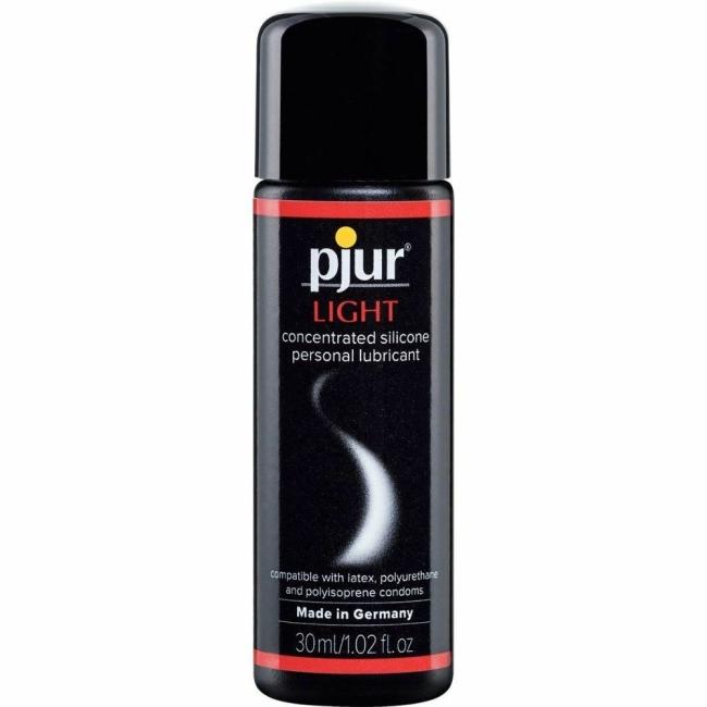 Pjur Light Silikon Bazlı 30 ml Yüksek Kaliteli Kayganlaştırıcı Jel
