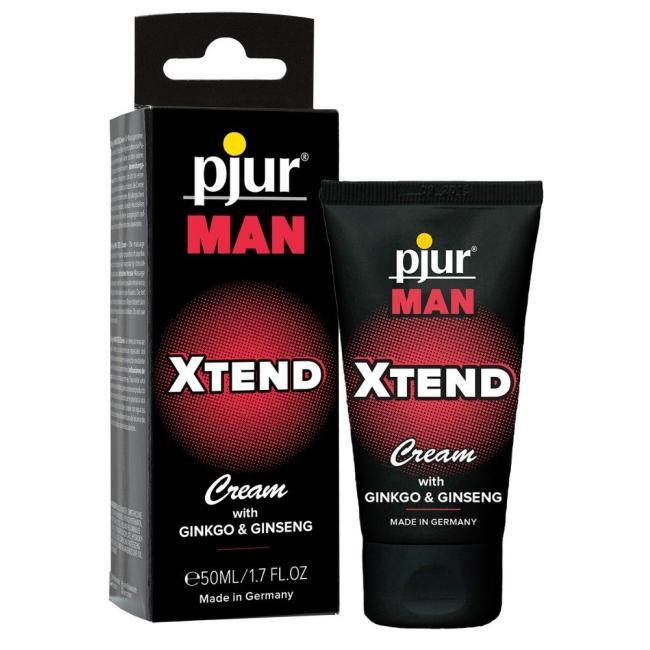 Pjur MAN XTEND Krem Made İn Germany